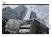 Manhattan Sky And Skyscrapers Carry-all Pouch