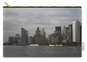 Manhattan Skyline 2010 Carry-all Pouch