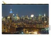 Manhattan Skyline, New York City, New Carry-all Pouch