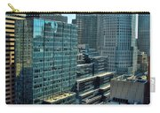 Manhattan Skyscrapers Labyrinth Carry-all Pouch