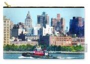 Manhattan - Tugboat Against Manhattan Skyline Carry-all Pouch