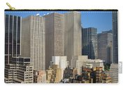 Manhattan Urban Jungle Carry-all Pouch
