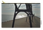 Manistee Breakwaters Carry-all Pouch