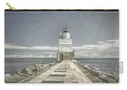 Manitowoc Breakwater Lighthouse II Carry-all Pouch