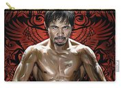 Manny Pacquiao Artwork 1 Carry-all Pouch