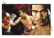 Manny Pacquiao Artwork 2 Carry-all Pouch