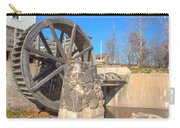 Mansfield Mill Water Wheel Carry-all Pouch