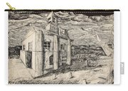 Mansion In Darkness Carry-all Pouch