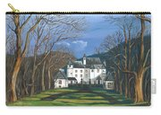 Mansion In The Woods Carry-all Pouch