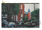 Mansion On Forsythe Savannah Georgia Carry-all Pouch