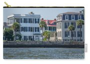 Mansions By The Water Carry-all Pouch