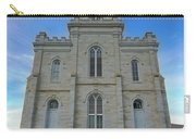 Manti Temple East Side Carry-all Pouch