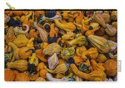 Many Colorful Gourds Carry-all Pouch