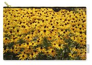 Many Yellow Blooms Carry-all Pouch