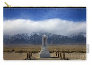 Manzanar National Historic Site Carry-all Pouch