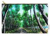 Manzanilla Coconut Estate Carry-all Pouch