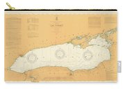Map Of Lake Ontario 1904 Carry-all Pouch