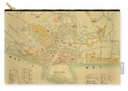 Map Of Manila 1899 Carry-all Pouch