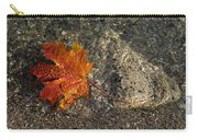 Maple Leaf - Playful Sunlight Patterns Carry-all Pouch