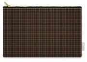 Maple Leaf Tartan  Carry-all Pouch