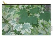 Maple Leaves Same Tree Carry-all Pouch