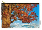 Maple Moon Carry-all Pouch
