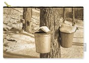 Maple Sap Buckets Carry-all Pouch