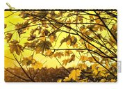 Maple Sunset - Paint Carry-all Pouch