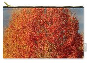 Maple Tree Carry-all Pouch