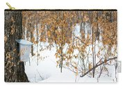 Maple Woods Carry-all Pouch