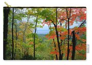 Maples Against Lake Superior - Tettegouche State Park Carry-all Pouch