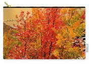 Maples Along The Palisades Carry-all Pouch