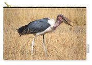 Marabou Stork Kenya Carry-all Pouch