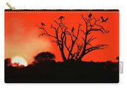 Marabou Tree Carry-all Pouch