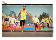 Marathon Of Happiness Carry-all Pouch