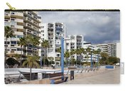 Marbella Apartment Buildings Carry-all Pouch