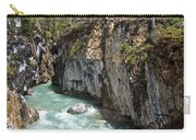 Marble Canyon In Kootenay Np-bc  Carry-all Pouch