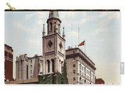 Marble Collegiate Church Holland House New York Carry-all Pouch