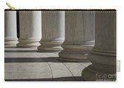 Marble Columns Of Thomas Jefferson Memorial Carry-all Pouch