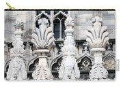 Marble Facade II Duomo Di Milano Italia Carry-all Pouch