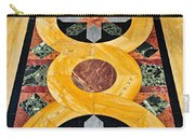 Marble Floor In Orthodox Church Carry-all Pouch