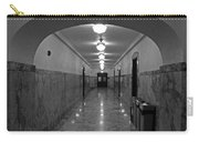 Marble Hallway Carry-all Pouch