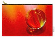 Marble Shine Carry-all Pouch by Debbie Portwood
