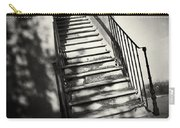 Marble Steps Carry-all Pouch