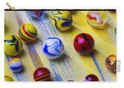 Marble Still Life Carry-all Pouch