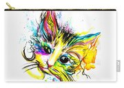 Marble The Cat Carry-all Pouch