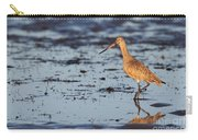 Marbled Godwit At Sunset Carry-all Pouch