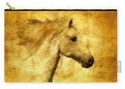 Marbled War Horse Carry-all Pouch