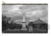 Marblehead Old Burial Hill Cemetery Carry-all Pouch