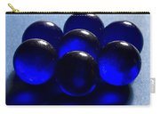 Marbles Blue 1 C Carry-all Pouch